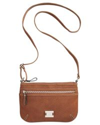 Style & Co. | Multicolor Passport Crossbody, Only At Macy's | Lyst