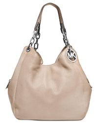 Michael Kors | Multicolor Michael Fulton Large Shoulder Tote | Lyst