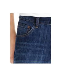 Izod | Blue Relaxed Fit Jeans for Men | Lyst