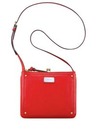 Nine West - Red Jaya Crossbody - Lyst