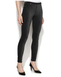 Michael Kors | Black Michael Corduroy Leggings | Lyst