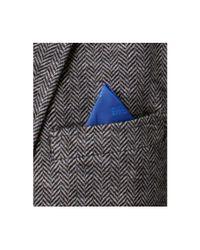 Ben Sherman - Men's Slim-fit Gray Herringbone Sport Coat for Men - Lyst