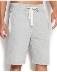 2xist   Gray 2(x)ist Men's Loungewear, Terry Shorts for Men   Lyst