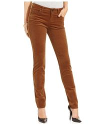 Kut From The Kloth | Brown Diana Skinny Corduroy Pants | Lyst