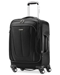 "Samsonite | Black Closeout! 60% Off Silhouette Sphere 2 21"" Carry On Spinner Suitcase, Available In Ruby Red, A Macy's Exclusive Color for Men 