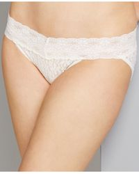 Wacoal | White Halo Lace Bikini 878205 | Lyst