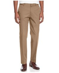 INC International Concepts | Natural Men's Collins Slim-fit Pants, Only At Macy's for Men | Lyst
