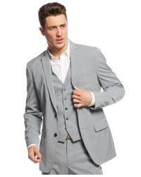 INC International Concepts | Gray Men's Marrone Suit Jacket, Only At Macy's for Men | Lyst