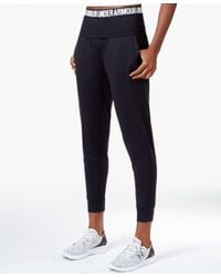 Under Armour | Black Downtown Jogger Pants | Lyst