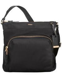 Tumi | Black Voyageur Capri Crossbody Bag | Lyst