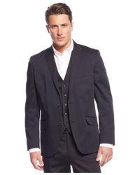 INC International Concepts   Black Men's Truman Suit Jacket, Only At Macy's for Men   Lyst