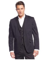 INC International Concepts | Black Men's Truman Suit Jacket, Only At Macy's for Men | Lyst