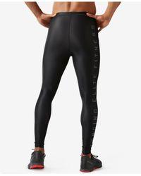 Reebok - Black Men's Crossfit Compression Tights for Men - Lyst