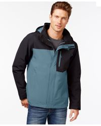 The North Face | Blue Atlas Triclimate Three-In-One Jacket for Men | Lyst