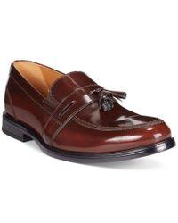 Bostonian | Purple Kinnon Step Tassel Loafers for Men | Lyst