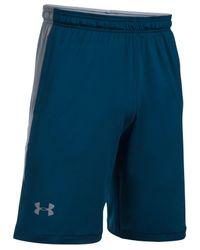 Under Armour | Blue Men's Raid Shorts for Men | Lyst