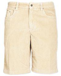 Quiksilver - Natural Waterman Collection Supertubes Corduroy Shorts for Men - Lyst