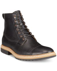 "Timberland | Black Men's West Haven 6"" Side Zip Boots for Men | Lyst"