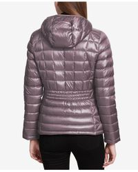 CALVIN KLEIN 205W39NYC - Multicolor Packable Down Puffer Coat - Lyst