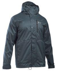 Under Armour | Gray Coldgear® Porter Jacket for Men | Lyst