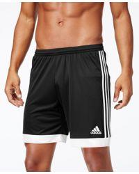 Adidas Originals | Black Men's Tastigo 15 Shorts for Men | Lyst