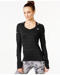 Adidas Originals   Black Formotion Long-sleeve T-shirt   Lyst