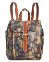 Patricia Nash | Green Aberdeen Backpack | Lyst