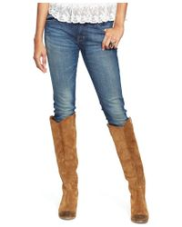 Denim & Supply Ralph Lauren | Blue Sanford Wash Skinny Jeans | Lyst
