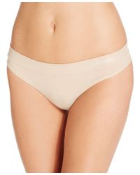 B.tempt'd | Natural B.temp't By Wacoal Fits Me Fits You Thong 976181 | Lyst