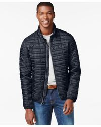 Tommy Hilfiger | Orange Platinum Insulator Quilted Jacket for Men | Lyst