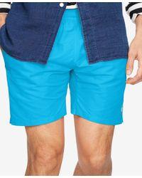 Polo Ralph Lauren - Blue Men's Hawaiian Swim Shorts for Men - Lyst
