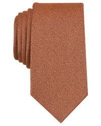 Perry Ellis   Multicolor Dolby Solid Slim Tie for Men   Lyst