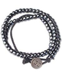 100 Good Deeds   Black Grigio Bracelet   Lyst