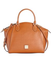 Dooney & Bourke | Natural Sydney Satchel | Lyst