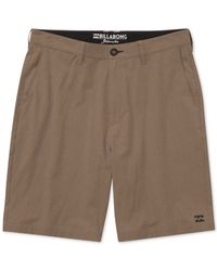 "Billabong | Brown Men's Crossfire X Submersibles 21"" Shorts for Men 
