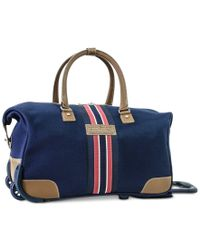 Tommy Hilfiger | Blue Freeport Rolling City Bag, Only At Macy's for Men | Lyst