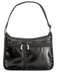 LeSportsac   Black Deluxe Everyday Bag   Lyst
