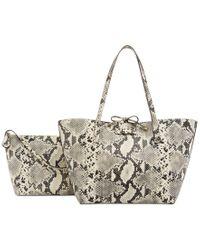 Guess - Multicolor Bobbi Bag-in-bag Reversible Tote - Lyst