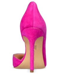 INC International Concepts | Pink Women's Kenjay D'orsay Pumps | Lyst