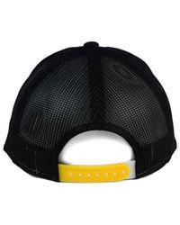 Reebok - White Boston Bruins Ice Basket Adjustable Cap for Men - Lyst