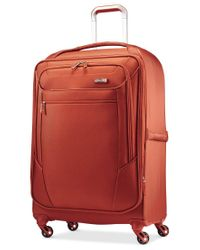 """Samsonite   Multicolor Sphere Lite 2 25"""" Expandable Spinner Suitcase, Only At Macy's   Lyst"""