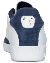 PUMA - Multicolor Women's Match Lo Casual Sneakers From Finish Line - Lyst