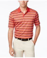 Cutter & Buck   Red Men's Big And Tall Oakes Mercerized Polo for Men   Lyst