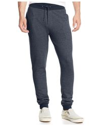 American Rag | Blue Men's Big & Tall Marled Jogger Pants, Only At Macy's for Men | Lyst