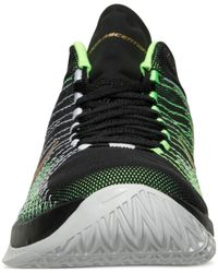 Nike - Metallic Men's Zoom Ascention Basketball Sneakers From Finish Line for Men - Lyst