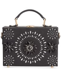 INC International Concepts | Black Ayjay Box Clutch, Only At Macy's | Lyst