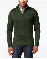 Tricots St Raphael | Blue Men's Variegated Rib-knit Sweater for Men | Lyst