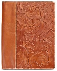 Patricia Nash | Brown Tooled Leather Toselli Portfolio | Lyst