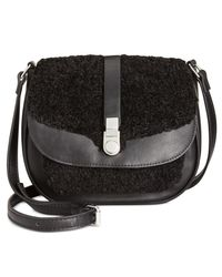 Danielle Nicole | Black Minx Saddle Bag | Lyst