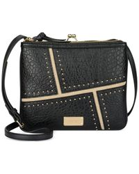 Nine West | Black Jaya Embellished Crossbody | Lyst